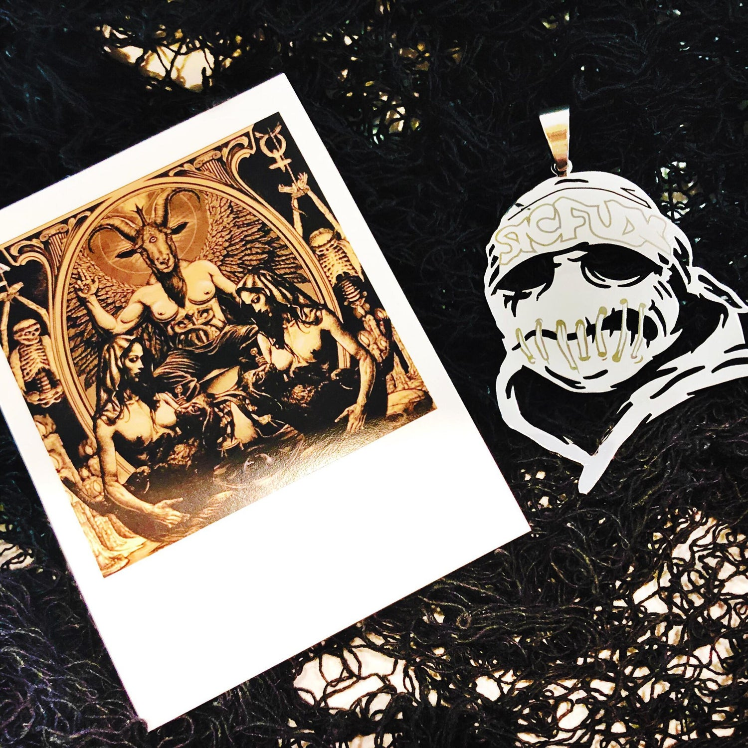 Image of Official Sicfux Charm #5