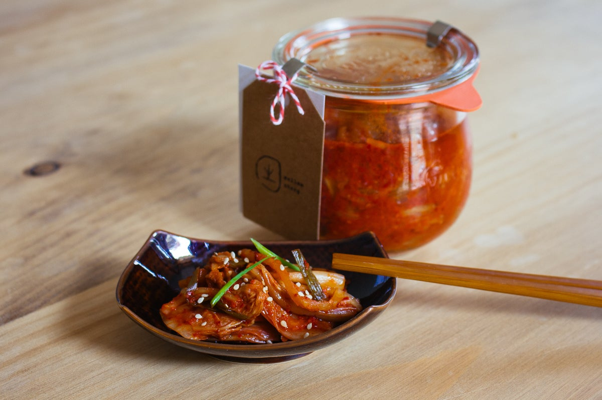Image of Baechu-Kimchi Vegan