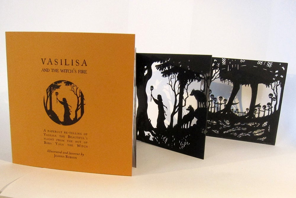 Image of Vasilisa and the Witch's Fire (unlimited edition)