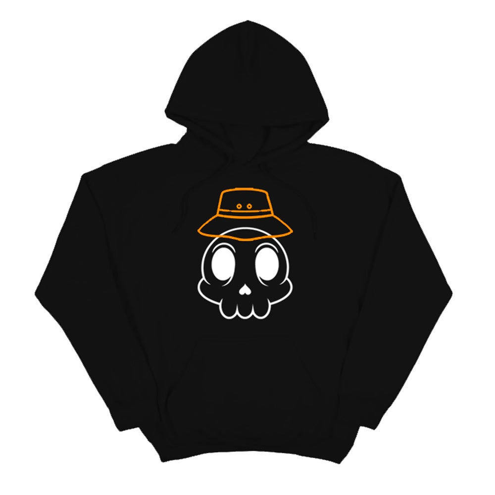 Image of SOLD OUT | ZERONI SKULL HOODIE | EXCLUSIVE RELEASE