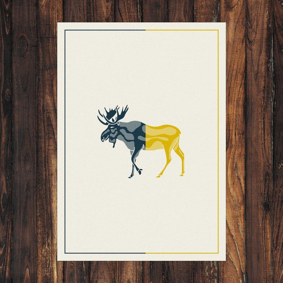 Image of Swedish Moose - A2