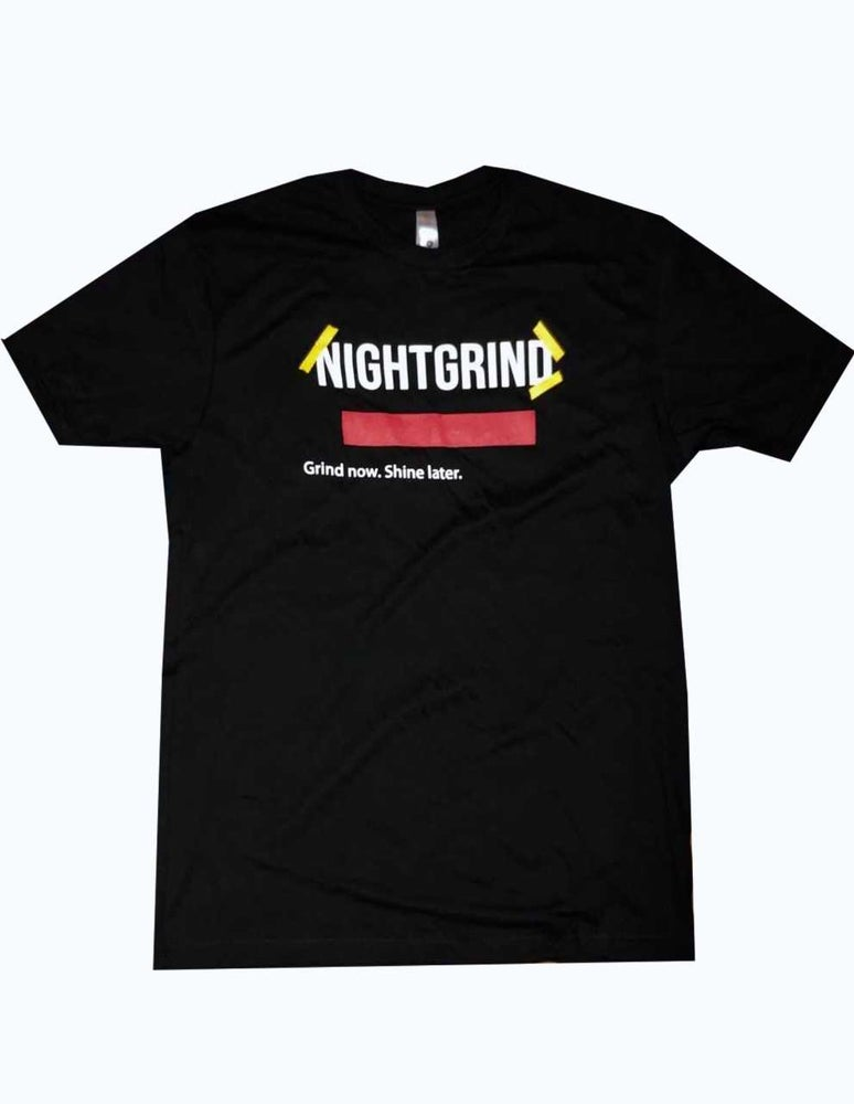 Image of Night Grind Tee (GNSL)