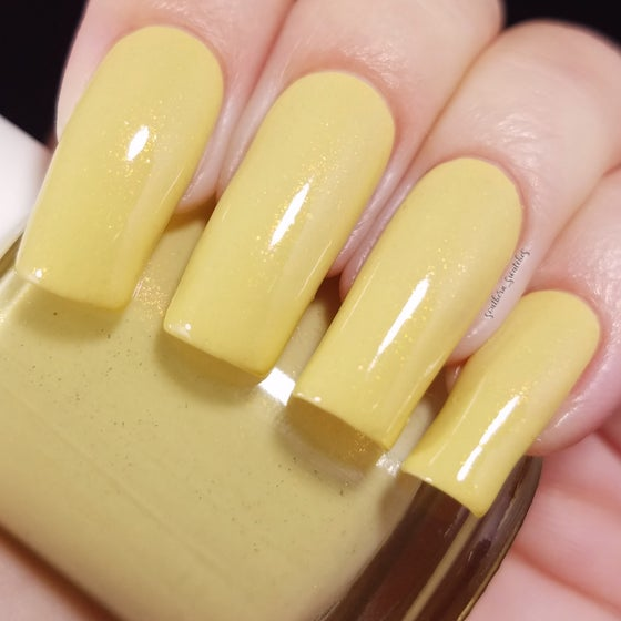 Image of Lemon Chiffon Chill-Faded Jewels
