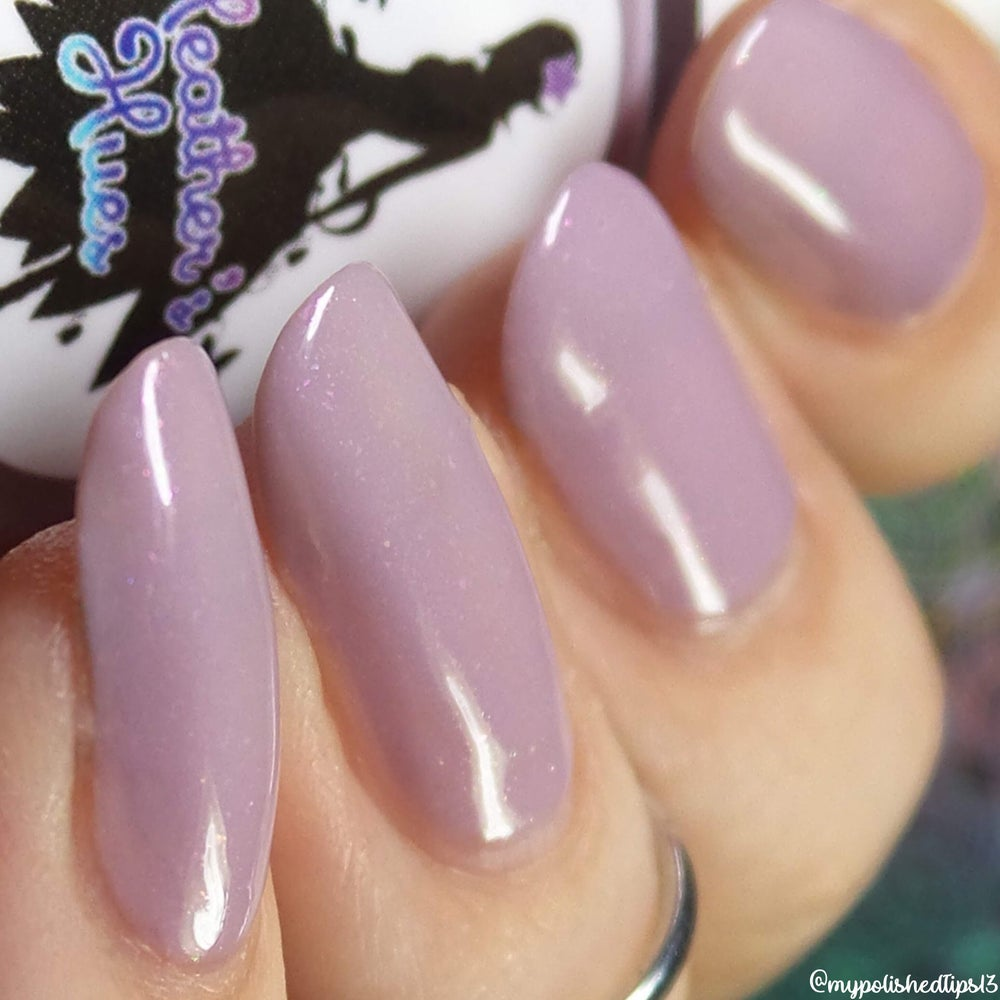 Image of Muted Mauve-Faded Jewels