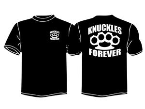 Image of Knuckles Forever Memorial Shirt