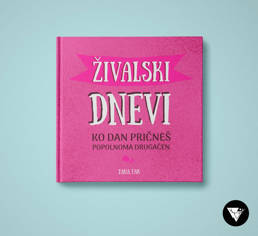 Image of ZIVALSKI DNEVI / children's book