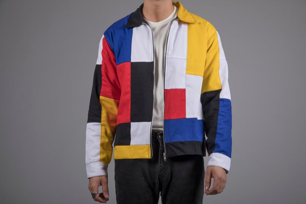 Image of Patchwork Jacket I