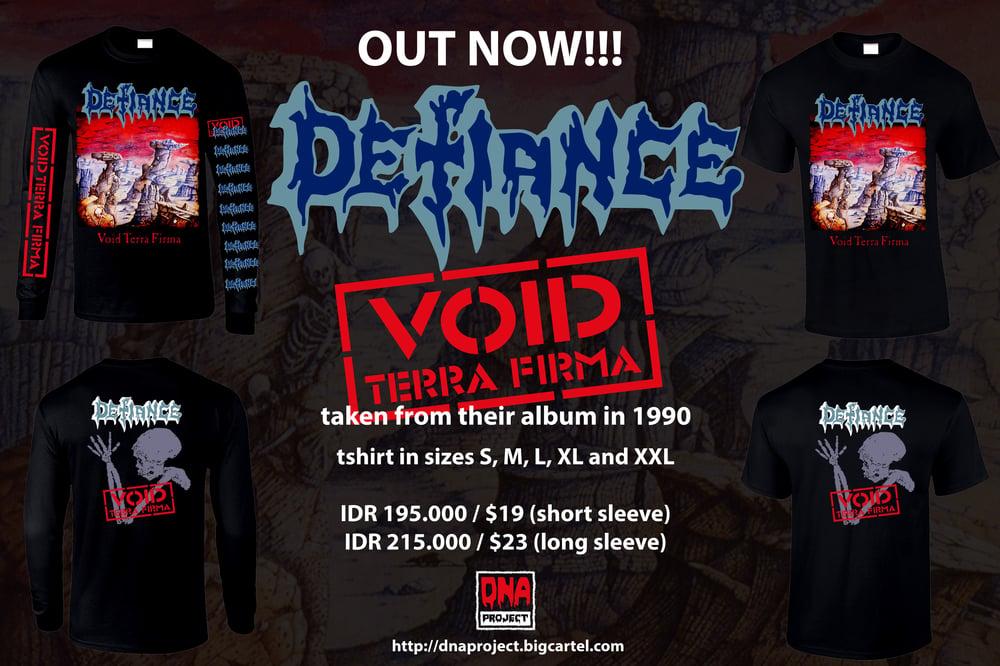 Image of Defiance - Void Terra Firma