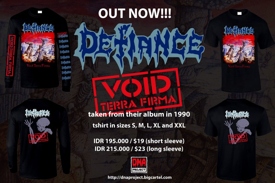 Image of Defiance - Void Terra Firma