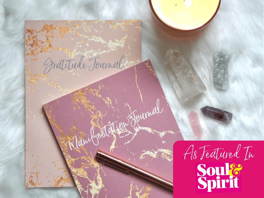 Image of Law of Attraction Journals (Gratitude Journal or Manifestation Journal) | Emma Mumford