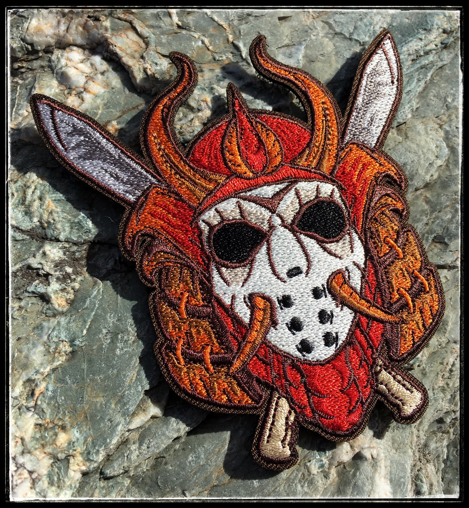 Image of Feudal 13th patch