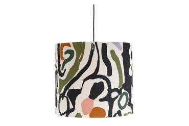Image of 'Cove' Lampshade Green- Land Collection