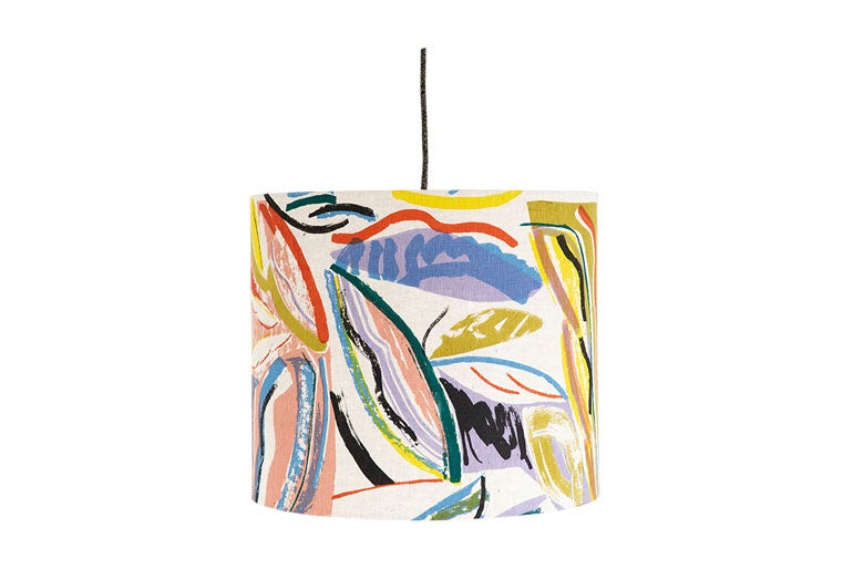 Image of 'Pampas' Lampshade- Land Collection