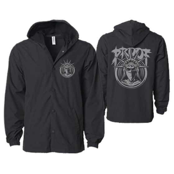 Image of DEATH BY LIBERTY WINDBREAKER