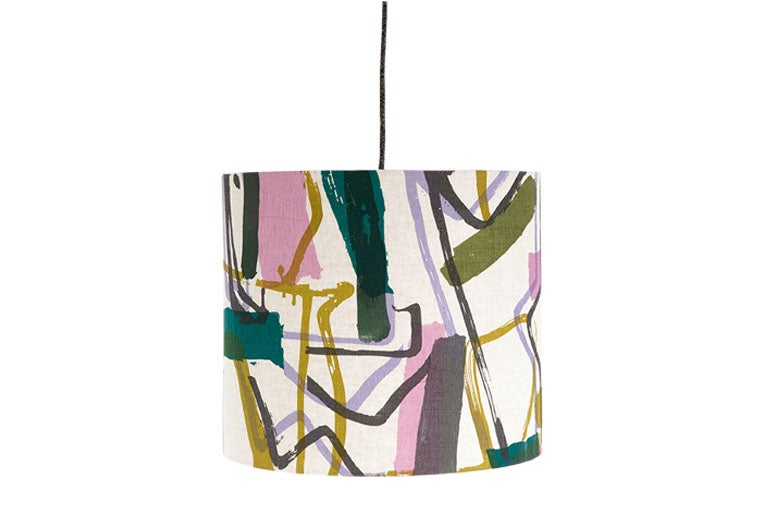 Image of 'Monolith' Lampshade- Heather