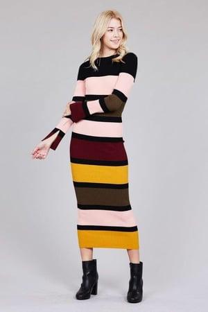 Image of Clarissa Sweater Dress