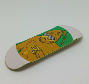 "Image of ""SAM-SQUANCH"" DECK"