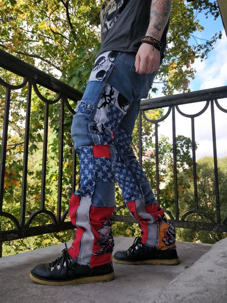 Image of Easy Rider Custom  Stage Pants