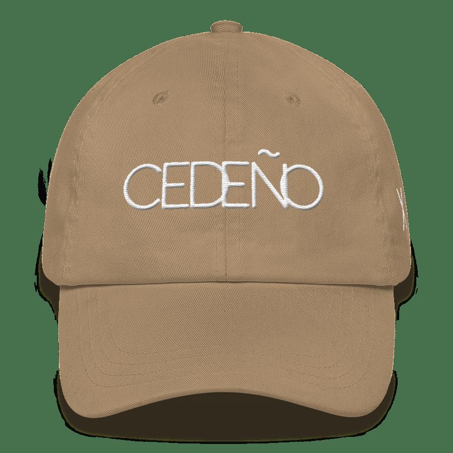 Image of CEDEÑO CAP KHAKI