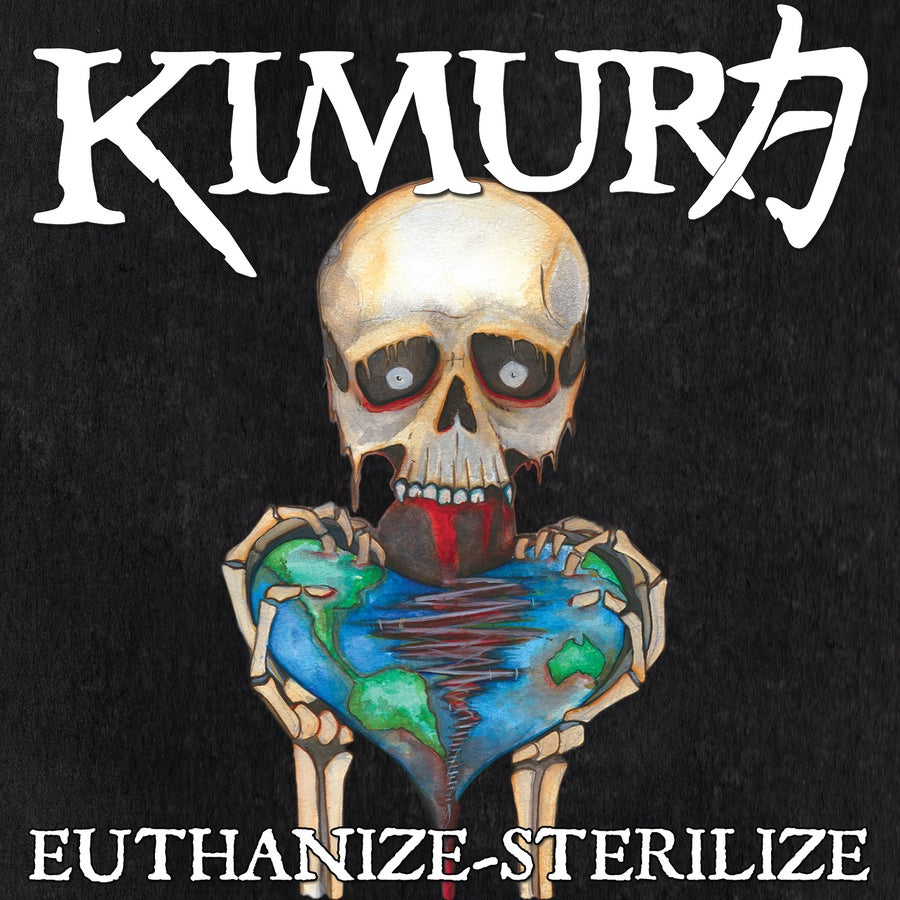 Image of EUTHANIZE-STERILIZE CD