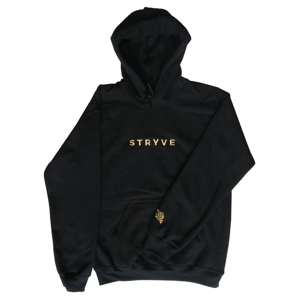 Image of Gold STRYVE Hoodie