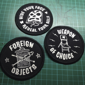 Image of Graps Patches