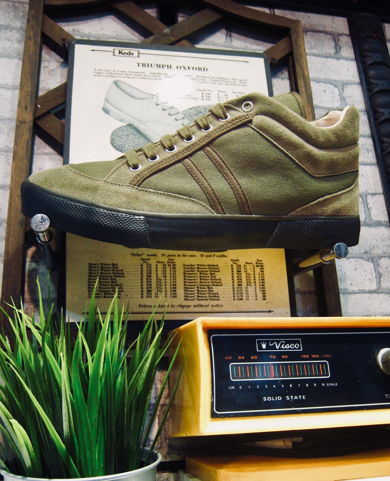 Image of ALLX X QUARTER416 store italian trainer sneaker shoes special collabo