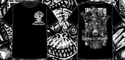 Image of Dungeonpunx X Spevna Shirt - Black