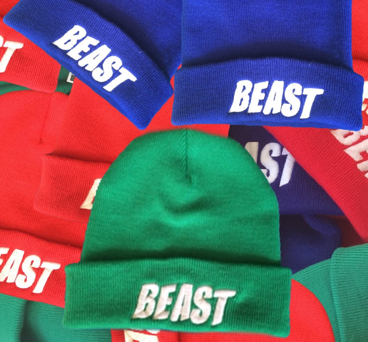 Image of WARM BEAST BEANIE