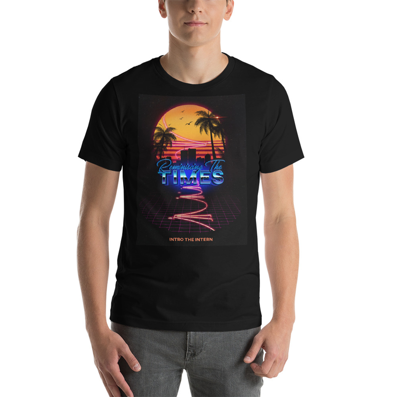 Image of REMINISCING THE TIMES Unisex T-shirt