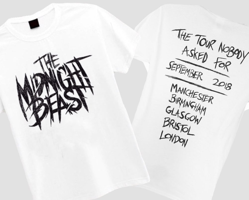 Image of TMB TOUR DATES TEE!!!