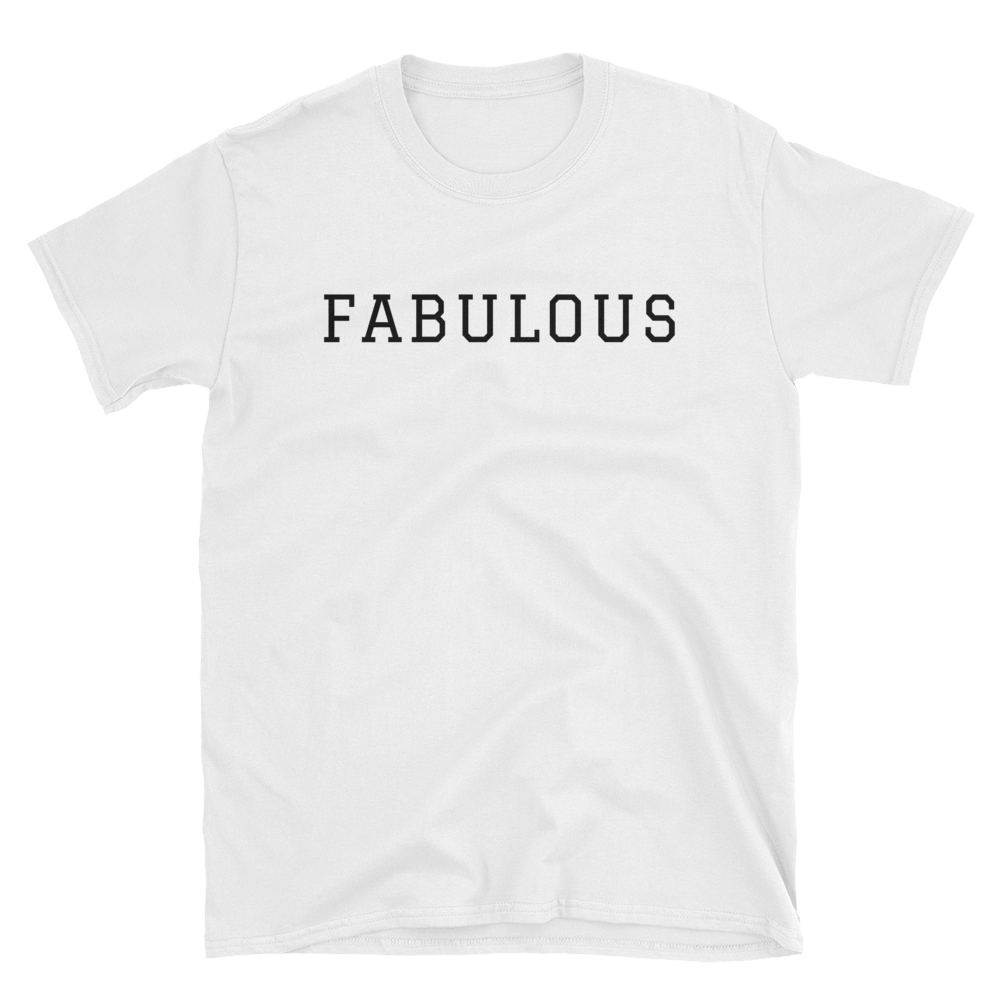 "Image of The ""FABULOUS"" T-Shirt"