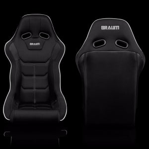Image of Falcon X Series - FIA Certified - Universal Braum Racing Seat - SINGLE Seat