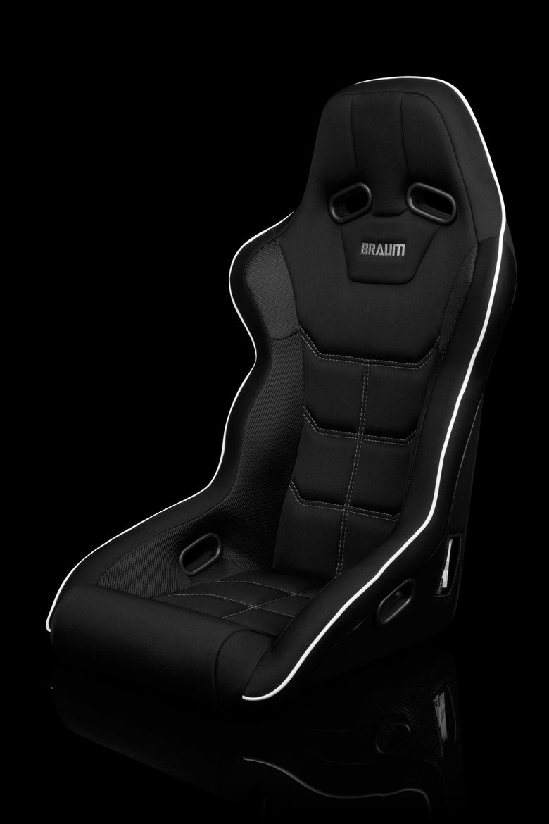 Image of Falcon X Series - FIA Certified - Universal Braum Racing Seat - SINGLE Seat