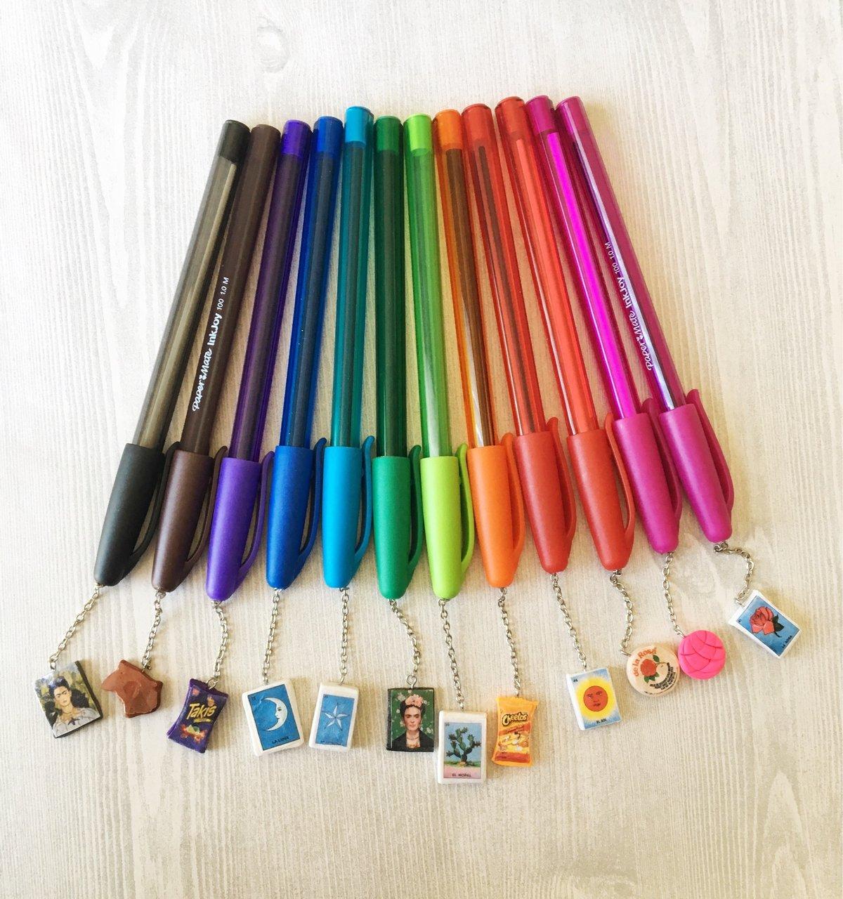 Charmed Pens