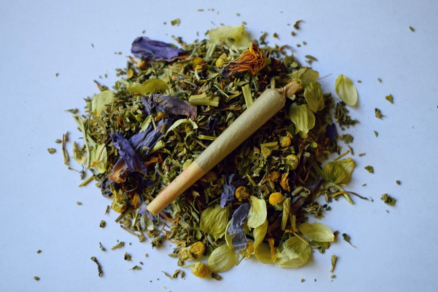 Image of NYX | a pre-rolled herbal blend for peaceful sleep