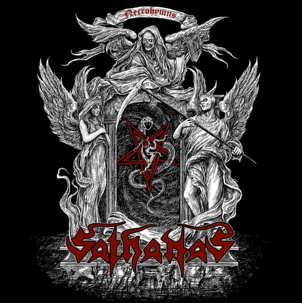 Image of Sathanas - Necrohymns