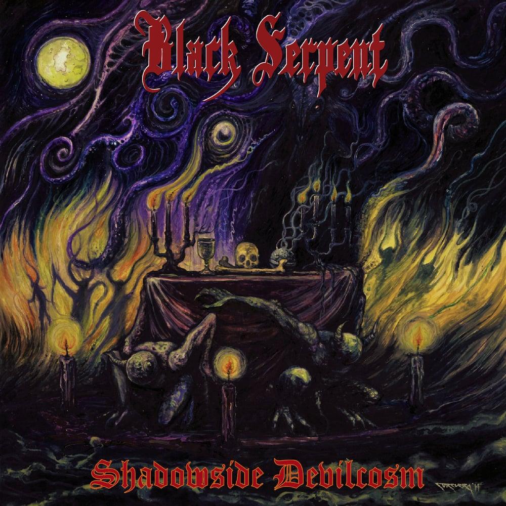 Image of Black Serpent - Shadowside Devilcosm