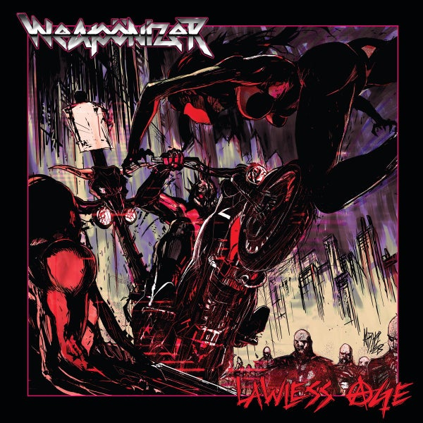 Image of Weapönizer - Lawless Age