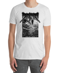 Image of DISMA - A VESTIGE IN RUIN WHITE T-SHIRT