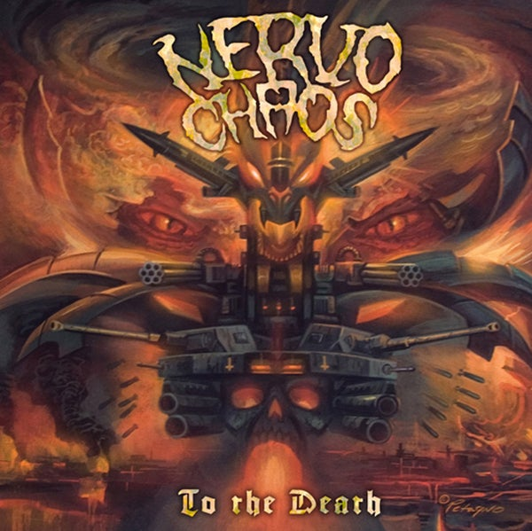 Image of Nervochaos - To The Death