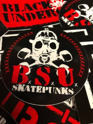 Image of BSU Recon Sticker pack