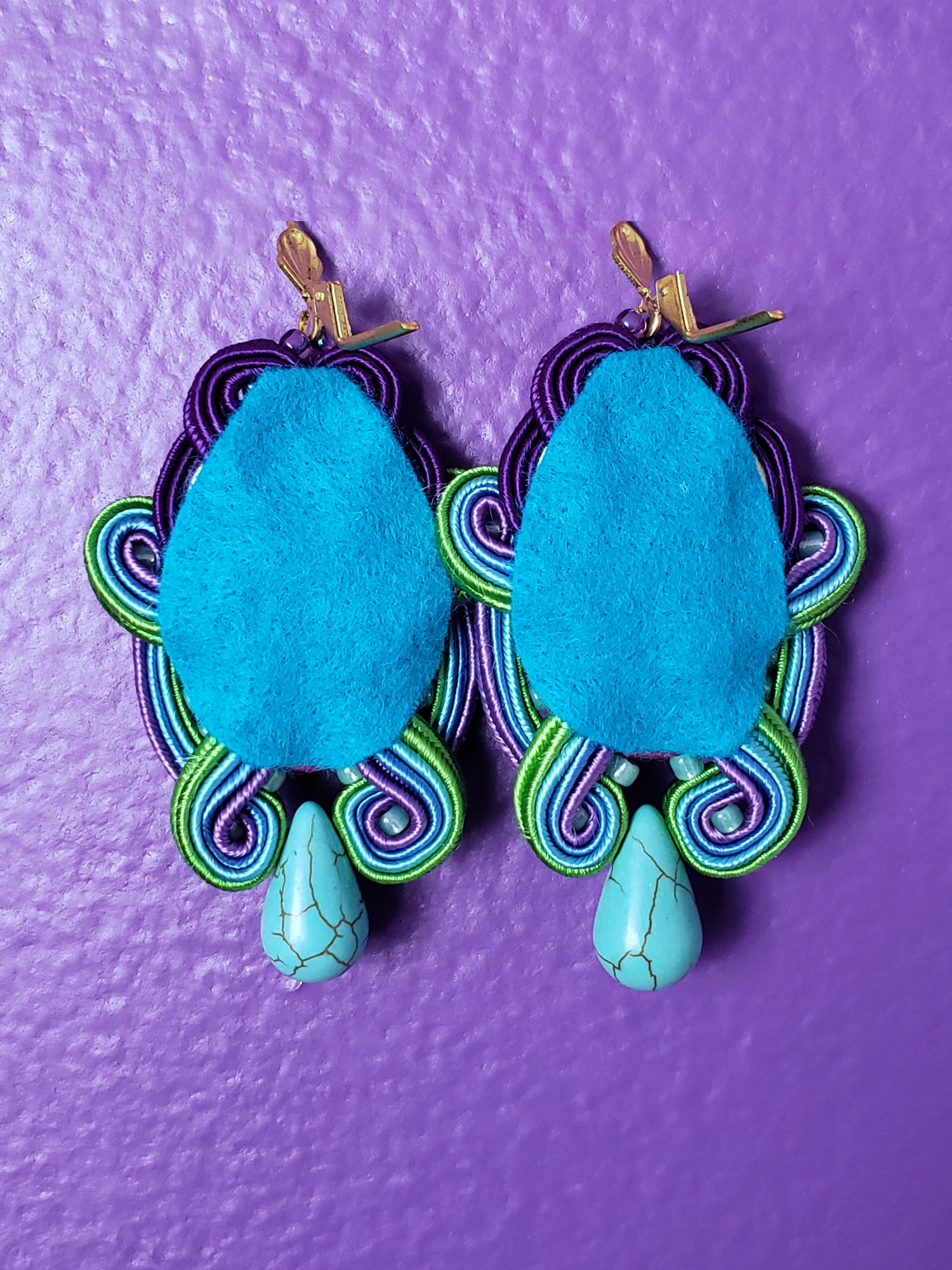 Image of Julia Sous Drop Earrings
