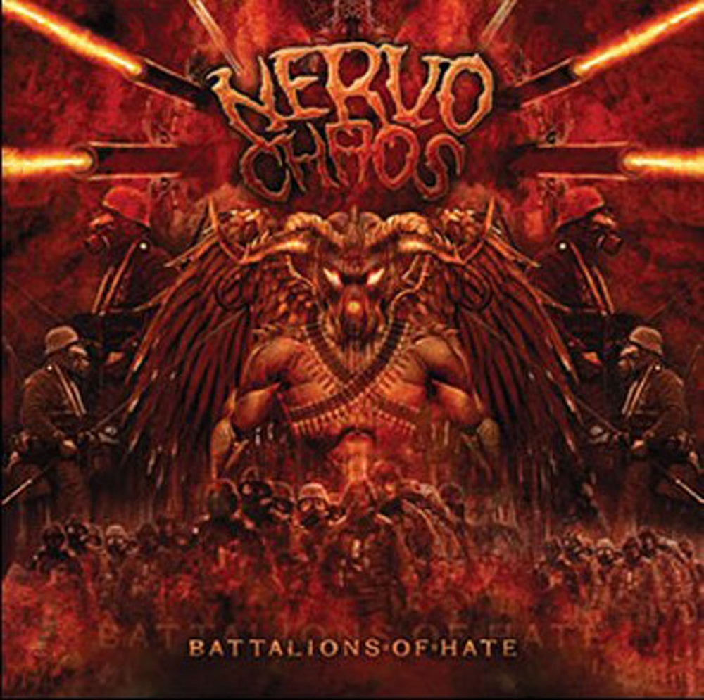 Image of Nervochaos - Battalions of Hate