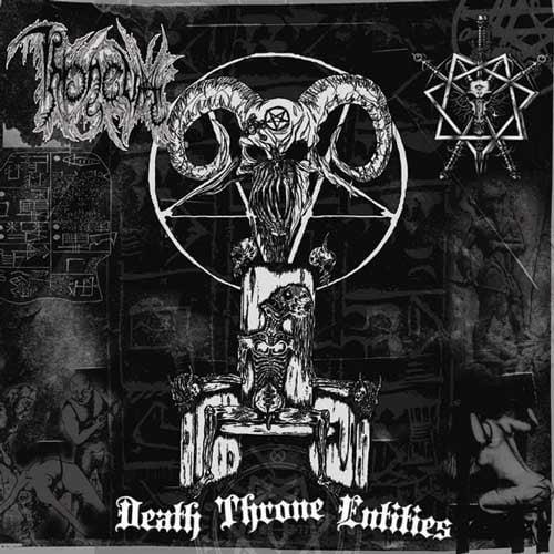 Image of Throneum - Death Throne Entities