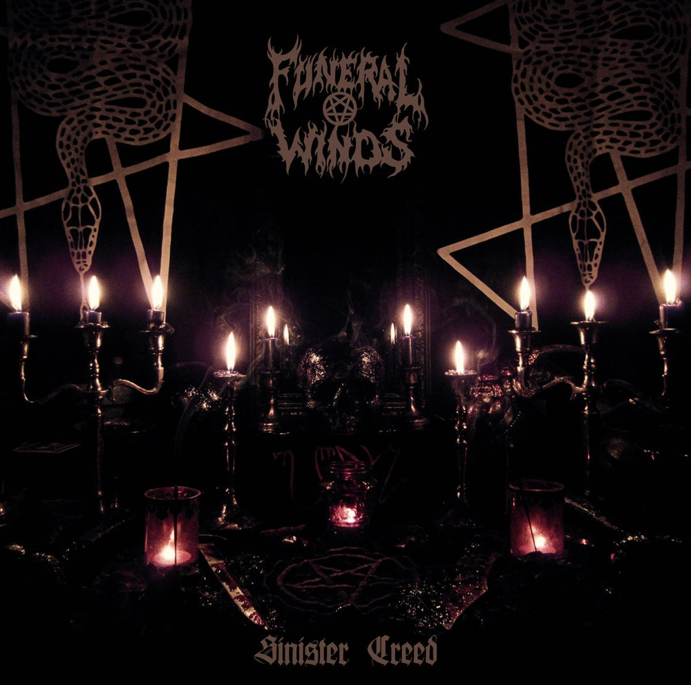 Image of Funeral Winds - Sinister Creed