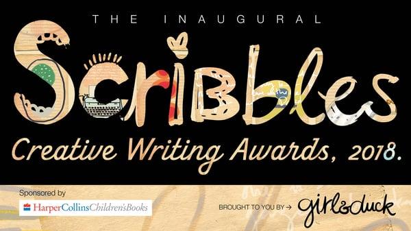 Image of Scribbles Creative Writing Award