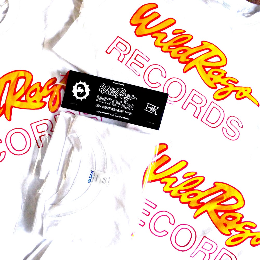Image of WILD RAGS RECORDS Shirt