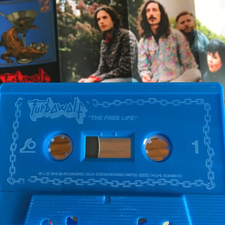 Image of The Free Life Album Cassette Tape