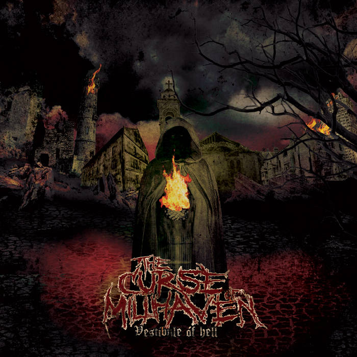 Image of The Curse Of Millhaven : Vestibule Of Hell CD